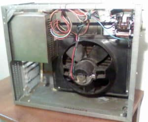 Замена вентилятора в холодильнике