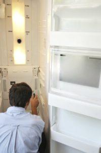 Ремонт испарителя холодильника