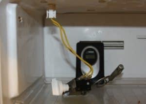 Замена терморегулятора (термостата) в холодильнике