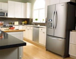 Неправильная установка холодильника