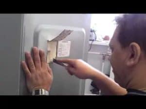 Обледенение устройств охлаждающей системы