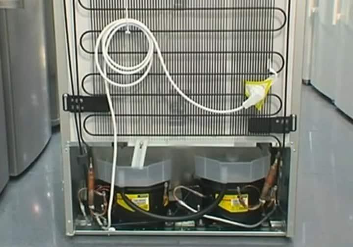 холодильник веко неисправности не морозит анекдот Когда лучше