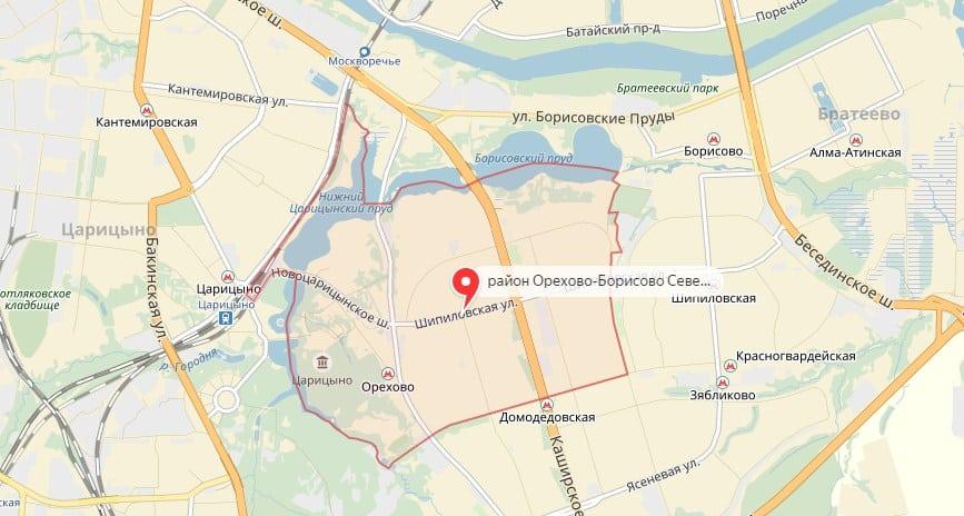 Ремонт холодильников в Северном Орехово-Борисово